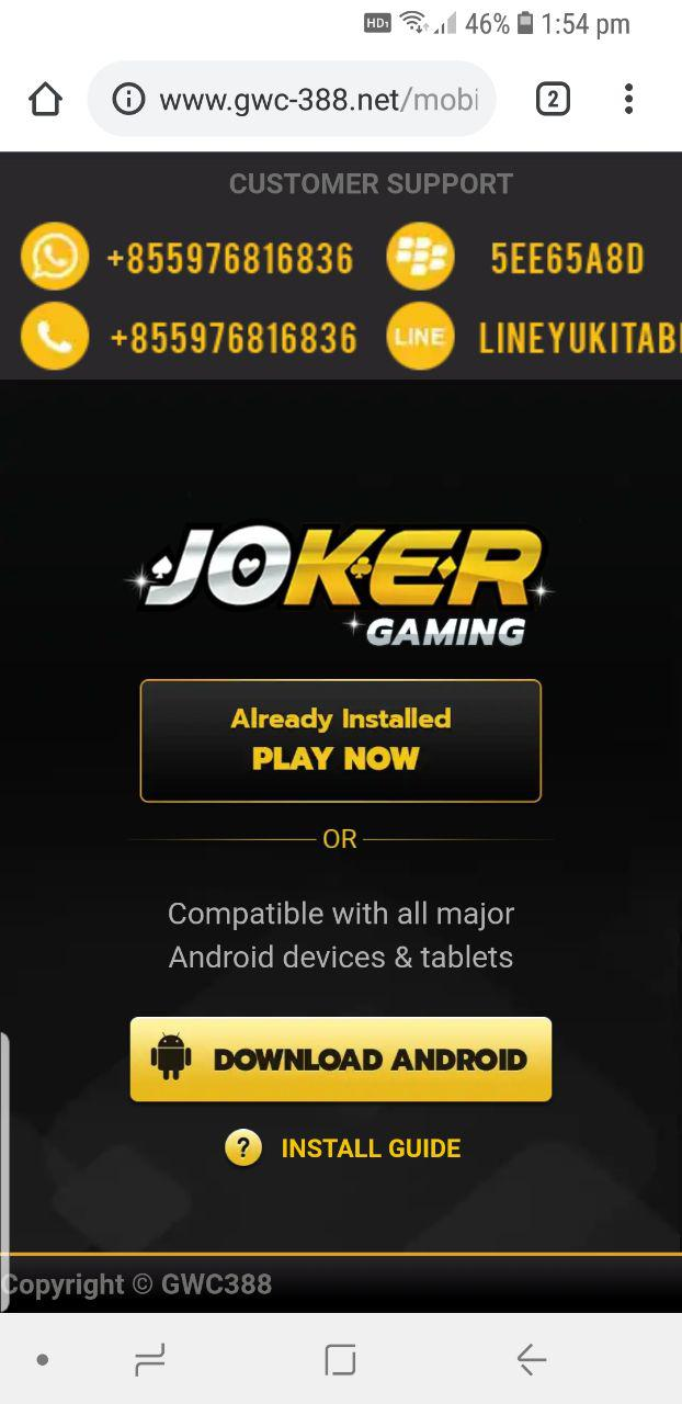 download-aplikasi-joker123-android